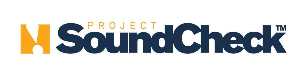 Project SoundCheck Logo